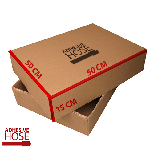 Adhesive Heated Hose Packing