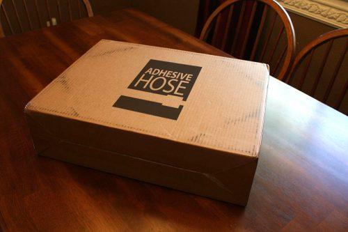 adhesive hose upakovka